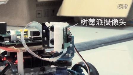 Makeblock树莓派WiFi摄像小车