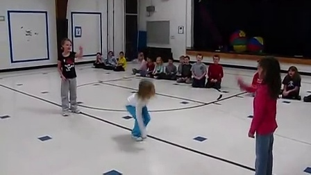 PE Long Jump Rope Rhymes