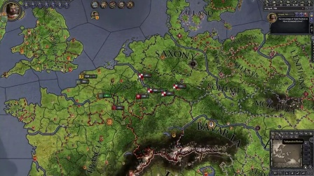 Crusader Kings_2 - Charlemagne Features. Part 2