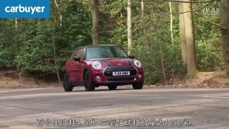 海外试驾 2014款MINI掀背车尺寸更大-易车