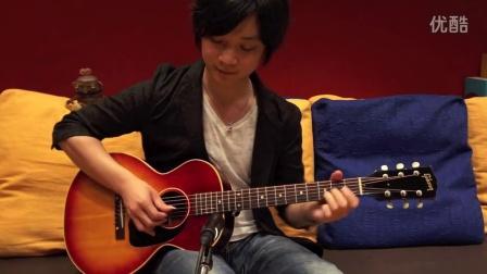 【指弹】松井佑贵:キテレツ大百科『はじめてのチュウ 〜My First Kiss〜』