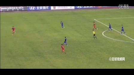 郜林失点武磊破门 10人国足3-1逆转科威特140904