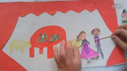 宁波华茂外国语学校四年级六班郑舒文同学讲的朗文小学英语教材的课本故事
