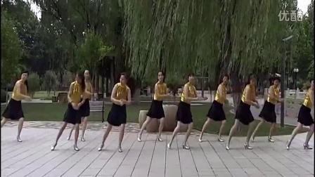 广场舞小苹果筷子兄弟小苹果背面分解动作
