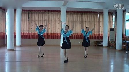 格格广场舞 《东方姑娘》