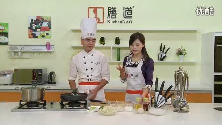 芽菜炒粉丝的做法 美食 家常菜