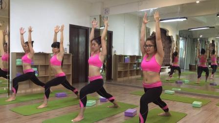 汕尾市海丰县艺梵瑜伽舞蹈培训学院学员考核视频--周晓静