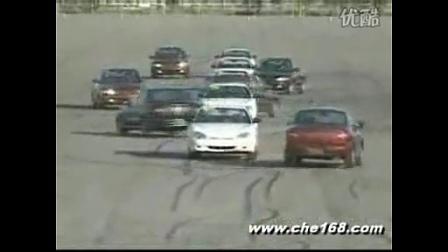 跑车和汽车PK大比拼