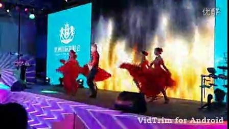 flamenco dance西林外籍