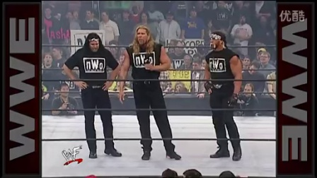 The nWo debuts in WWE  No Way Out 2002