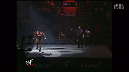 Tazz WWE Debut