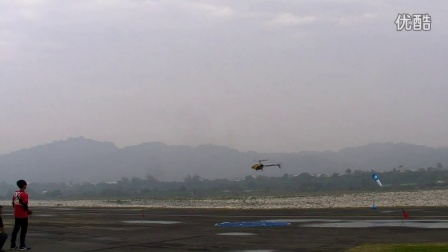 2014年台灣遙控直昇機F3C錦標賽/國際組第3名-康覺之