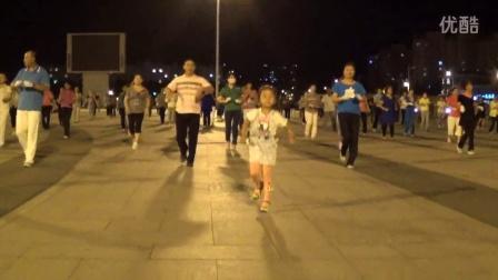 四岁宝贝儿 广场舞