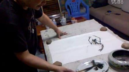 陈国华教您画虾