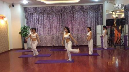 舞韵瑜伽 苏州升起舞蹈培训 瑜伽教练班火热招生中
