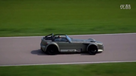Donkervoort D8 GTO The Lotus Seven you always wanted  - XCAR