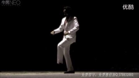 牛人酷秀机械舞 iGLIDE FALLEN BLANK AND JONES