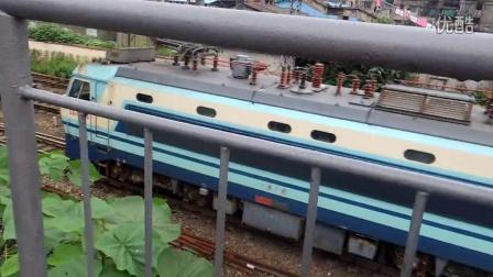 K223郴州发车
