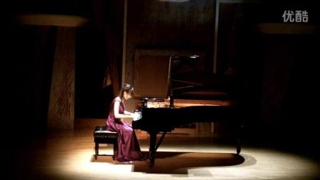 Granados 格拉纳多斯《浪漫场景》之玛祖卡 王文佼钢琴
