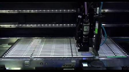 axxon轴心自控Au99L视频LED灯条点胶