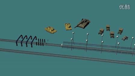 网络知识-OSI七层模型动画分解