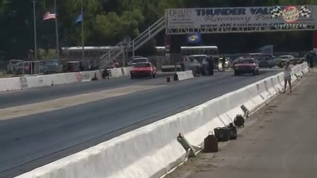 Day 3 From Noble, OK! - HOT ROD Drag Week 2014