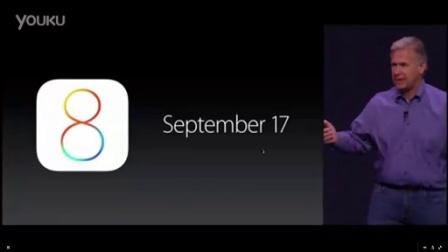 【苹果发布会】iOS8将支持iPhone4s以上,iPad 2以上设备