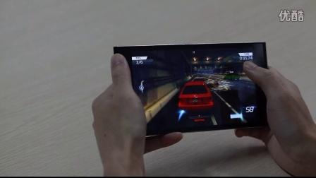 品铂T8运行大型游戏《极品飞车17》