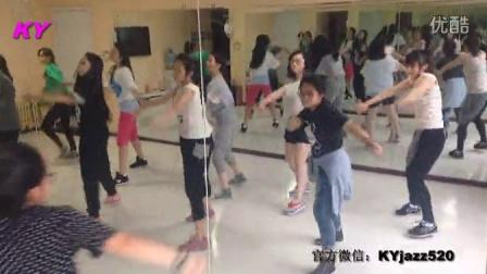八期R.O.D 权志龙舞蹈教学 帅气镜面街舞爵士舞 太原舞蹈培训