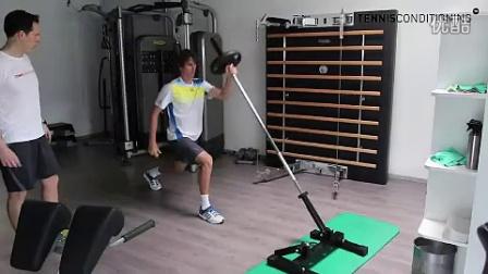 四种网球力量训练方案