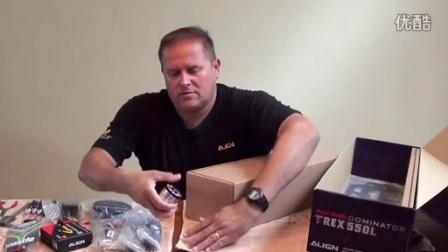 Align Trex 550L Dominator Preview
