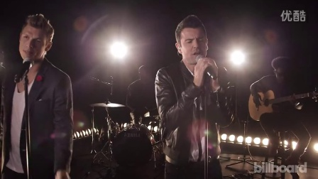 Nick  Knight 'One More Time' LIVE Billboard Studio Session