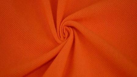 26支棉单珠地布 ZD11 精梳全棉单面珠地 珠地网眼布 运动珠地面料