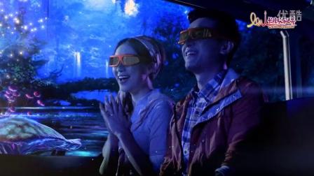 广州长隆欢乐世界星际决战最新视频