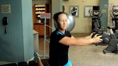 2014 Sam Stosur's Four Go-To Exercises USANA