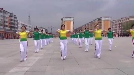 佳木斯快乐健身舞--第二套