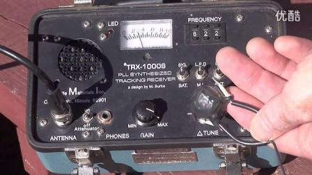 【中华鹰鹘苑】鹰具制作,鹰具追踪器,如何使用无线电遥测
