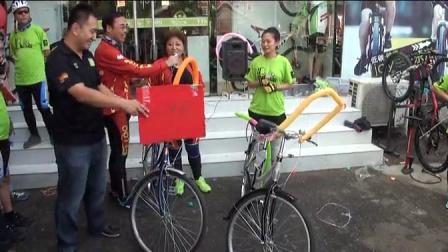 北京TTGO旗舰店店庆周年骑行活动