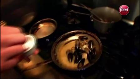 【发现最热美食】 绝顶美食——番红花酱海鲜意大利面 140829