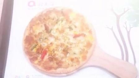 多美奇——奥尔良烤肉披萨