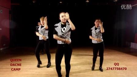 韩国舞团 Fx danger舞蹈教学 韩国组合爵士舞教学 韩国舞蹈视频