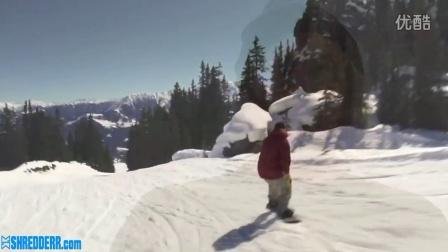 Nike Snowboarding出品Emergence – Sage Kotsenburg