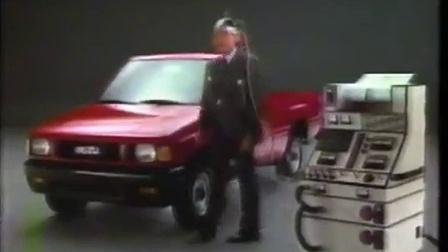 1988年款Isuzu皮卡广告