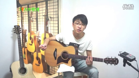 iTan爱弹吉他教学 入门篇第8课 如何阅读指弹吉他谱 胡洋指弹吉他