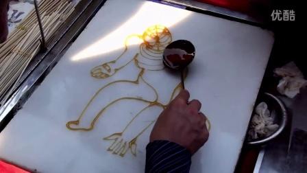 【成长季】传统糖画新创意