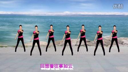 沅陵燕子广场舞《夜空》(原创新编舞DJ舞曲、附背面演示)