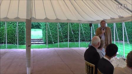 COSF2014 夏季午宴 -  COSF国际主席Timothy Beardson 英文致辞