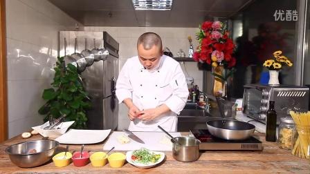 【小厨之家】法式吐司配蔬菜
