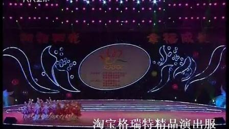 【GTB】格瑞特宝贝演出服圣诞表演服现代舞蹈服永远的映山红2