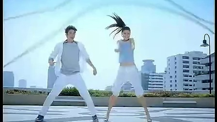 Kao牛奶广告和Mario本田汽车广告